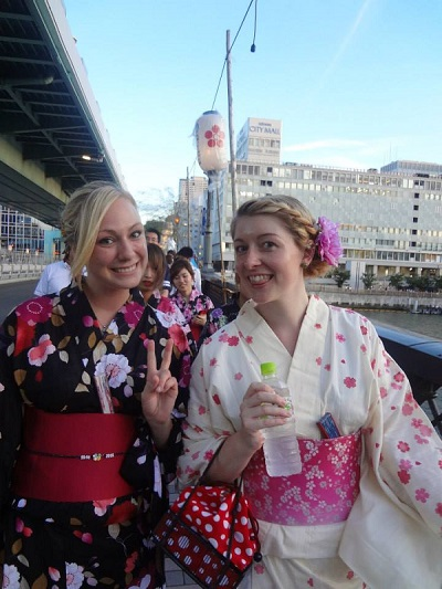 Teaching English in Japan Michelle Goble