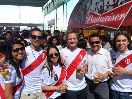 Joe Boldis Peru Arequipa world cup