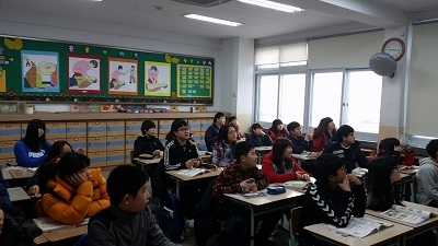 Teaching English in South Korea Autumn Reynolds