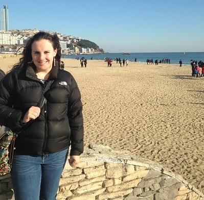 Cassandra Simons Teaching English in South Korea