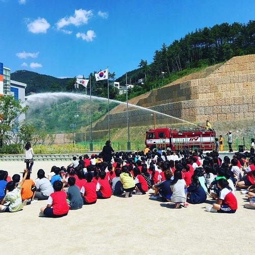 Geoje-si, South Korea English Teaching Q and A with Hannah