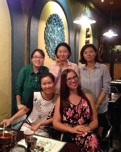 Teaching English in South Korea Jessica Montgomery