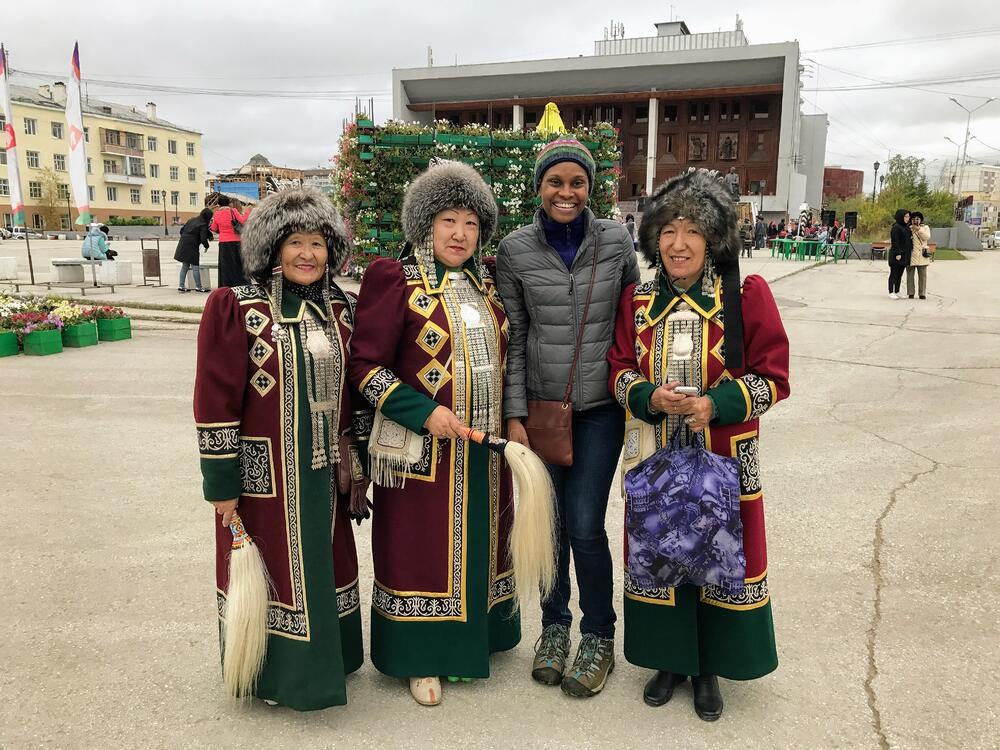 Teaching English in Russia