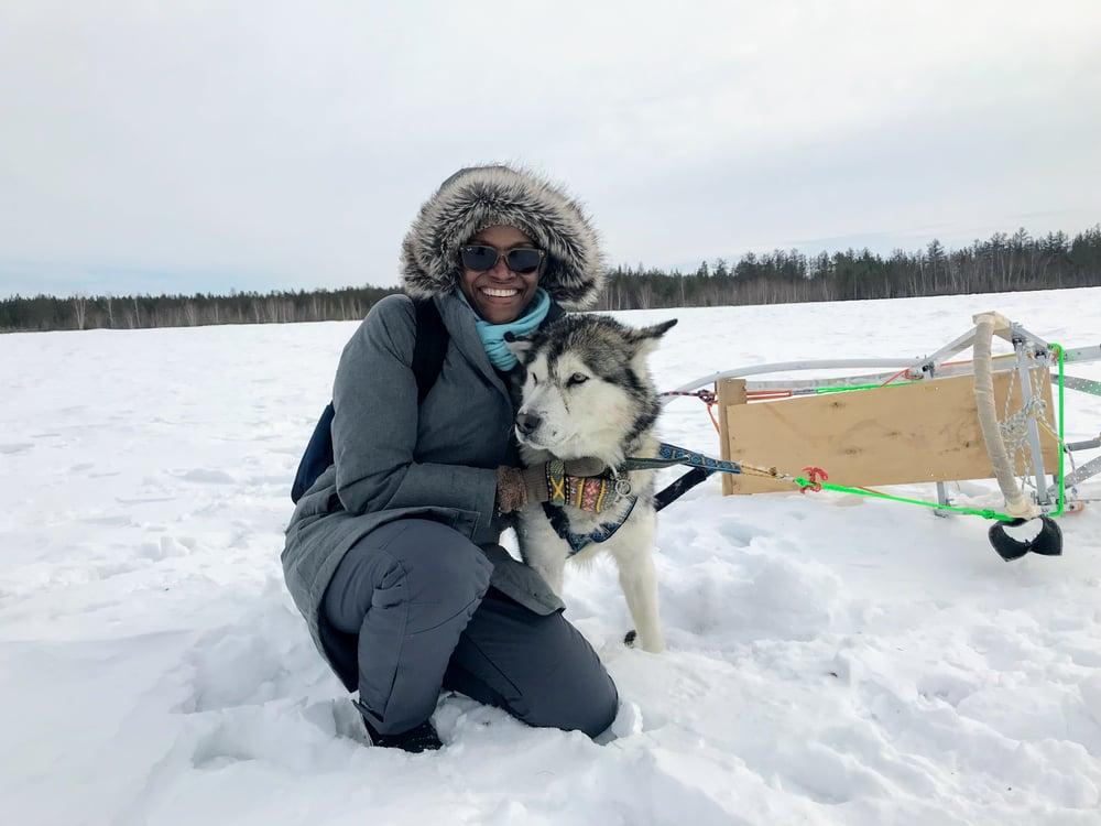 Kristine Bolt - Siberia, Russia