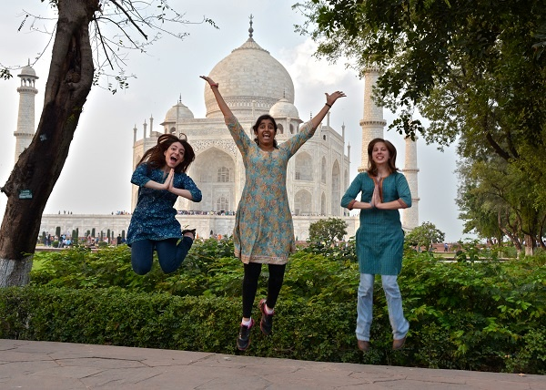 Alumni Photo Contest - Teaching English Abroad - India Taj Mahal