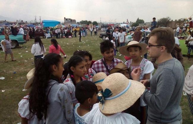 Mexico Teaching English