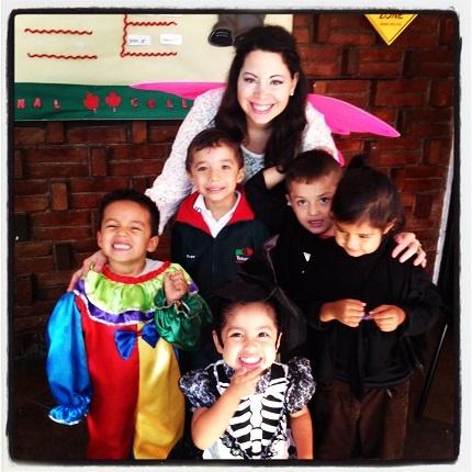 Mexico Teach English