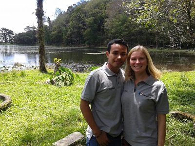 Teaching English in Nicaragua Chelsea Johnson