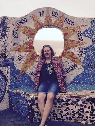 Teaching English in Peru Caryn Shebowich