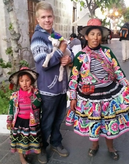 Teaching English in Arequipa Peru