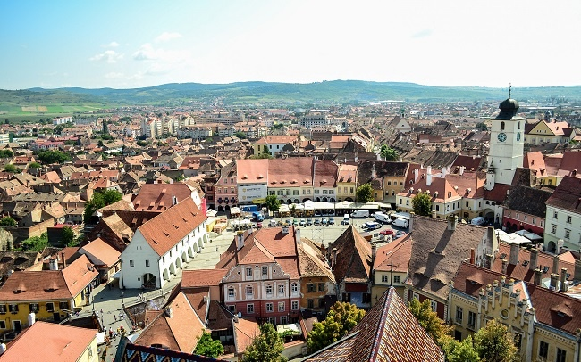 Teaching English in Brasov Romania