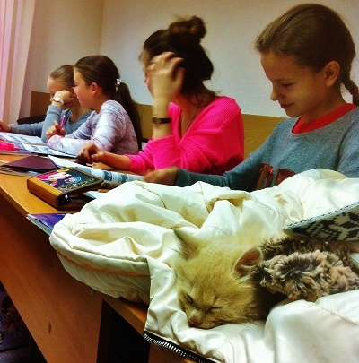 Teaching jobs in Moscow, Russia