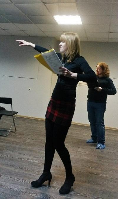 Teaching English in Russia Chad Bearden