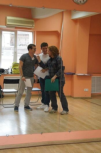Teaching English in Moscow, Russia