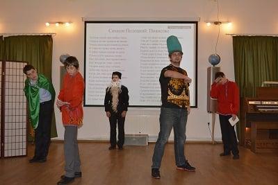 Teaching English in Russia Joshua Schiefelbein
