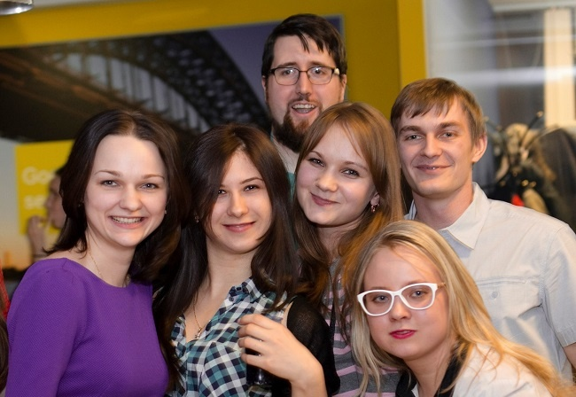 Teaching English in Moscow Russia