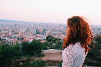 Ali Guerra Teaching English in Spain