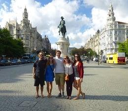 Brooke Ann Teaching English in Spain