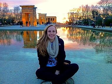 Teaching English in Spain Brooke Ann