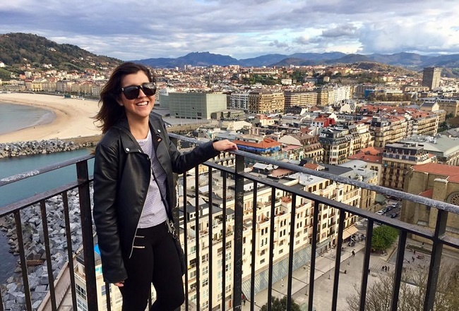 Christina Bates - Teaching English in Madrid, Spain