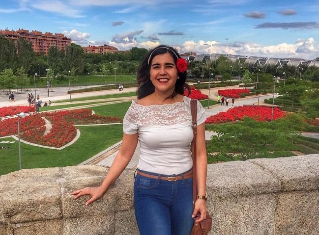 Christina Bates - Teach English in Madrid, Spain