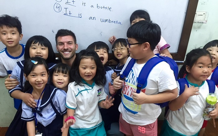How to get a job teaching English in Taiwan