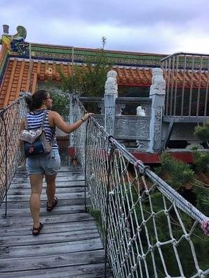 Teaching English in Taiwan