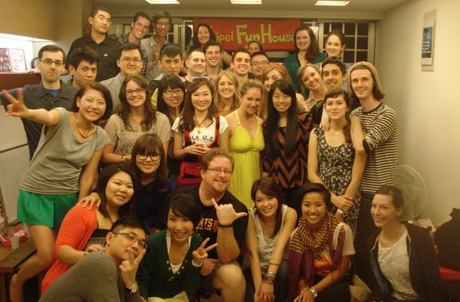Taiwan Teach English