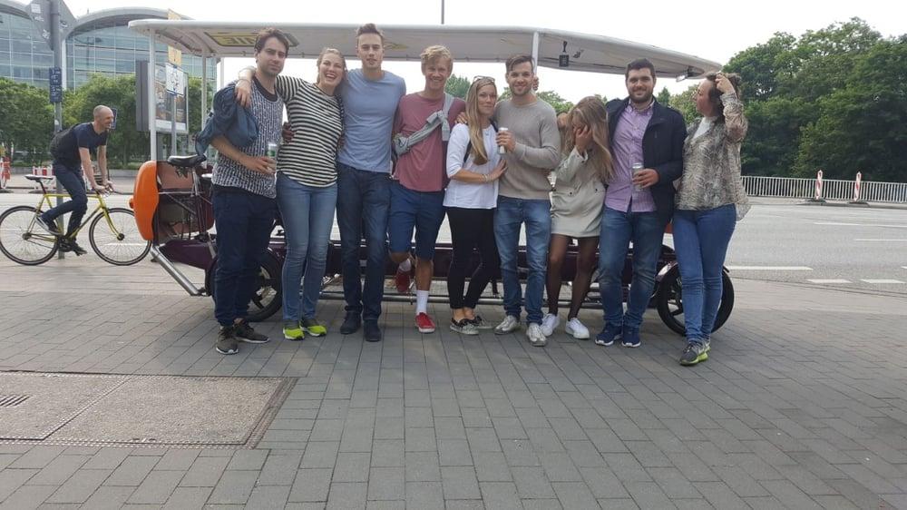 Making Friends in Germany