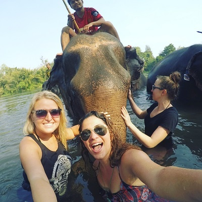 Firsthand stories - teaching English in Thailand