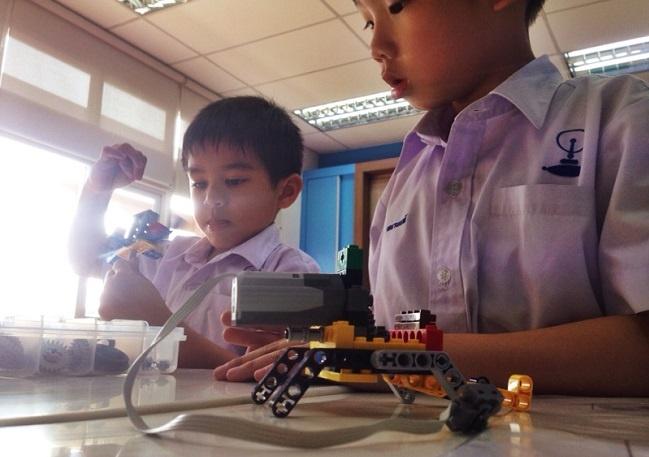 ESl classroom Thailand - TEFL certification