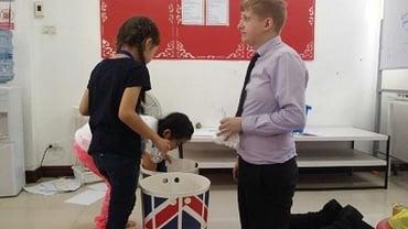 Teaching English in Thailand Tom King