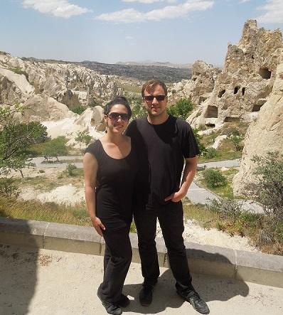 Pouneh Eftekhari Teaching English in Turkey