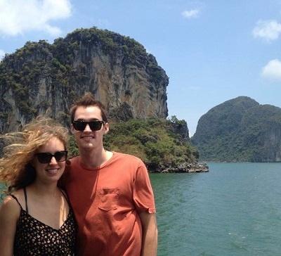 Teaching English in Hanoi Vietnam - Dana Crosby