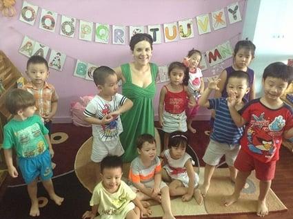 Vietnam Teach English