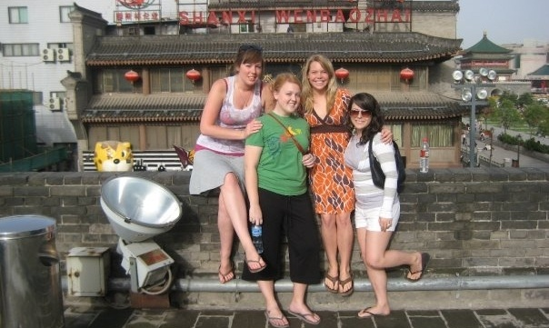 Traveling While Teaching English in China
