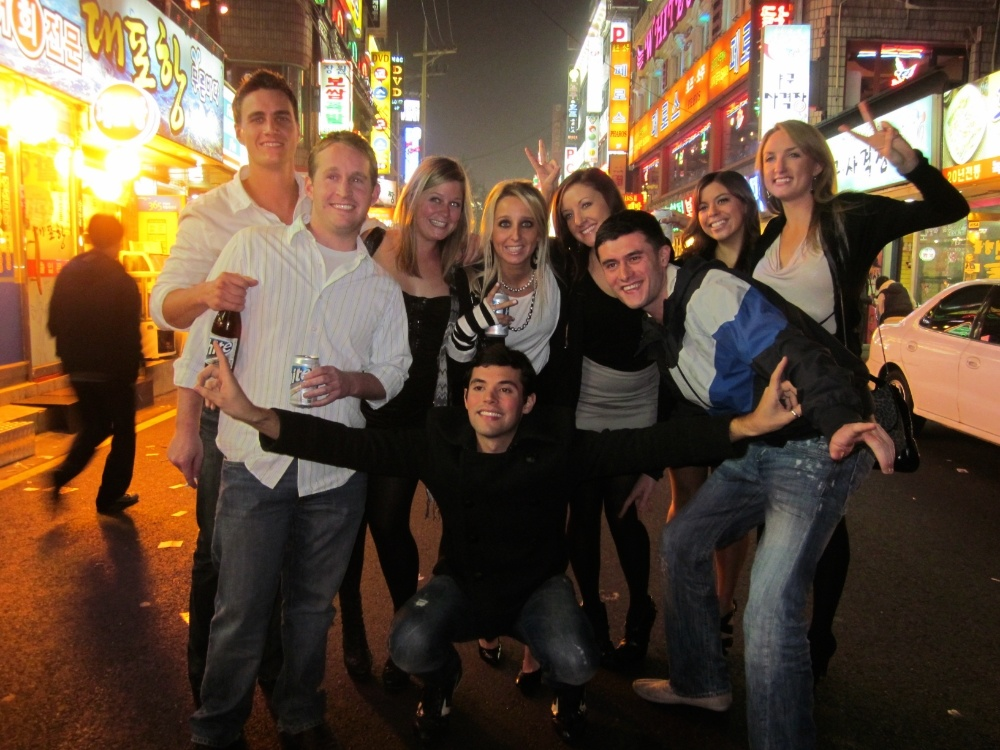 Social Life for Expats Abroad