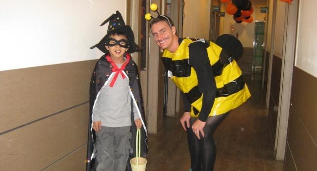 Celebrating Halloween in Asia