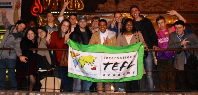 international tefl academy teach english abroad