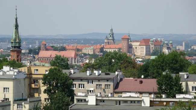 Teaching English in Krakow, Poland