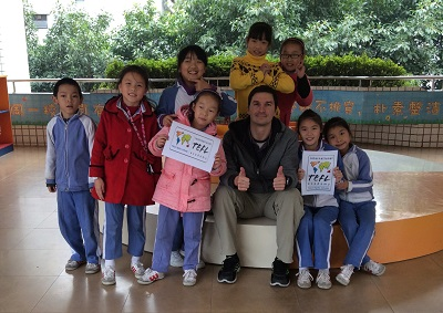 Teaching English in China without a degree