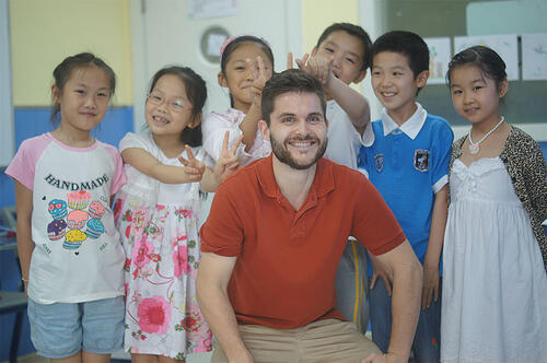 The challenges of teaching English in China