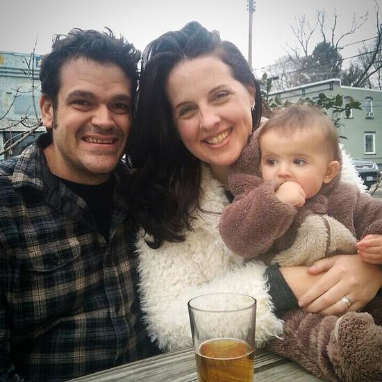 Meet the Author - Lindsay Krasinski