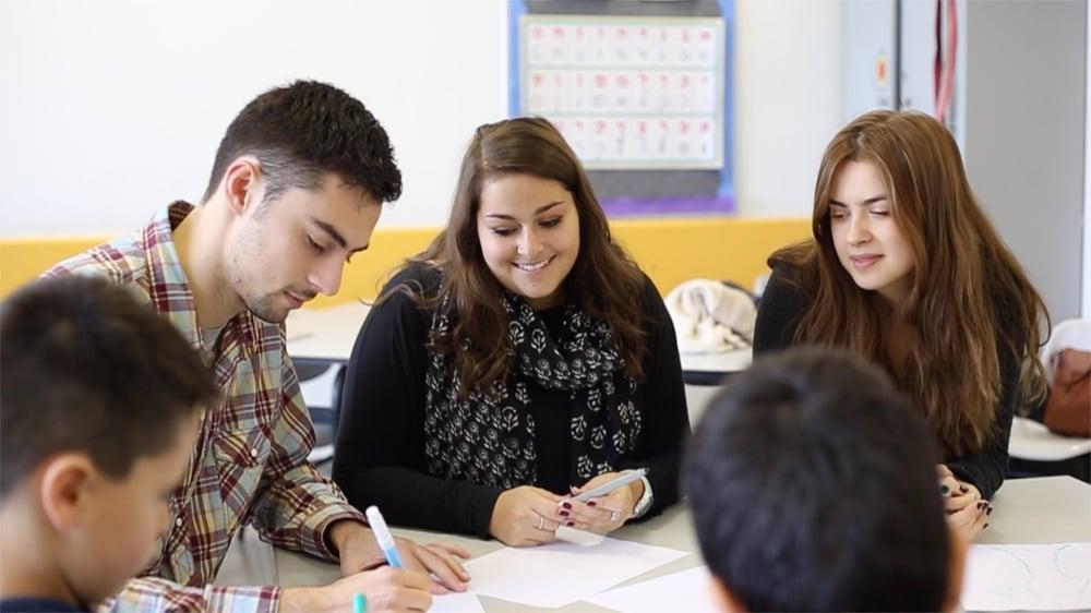 masa teaching English in Israel 1