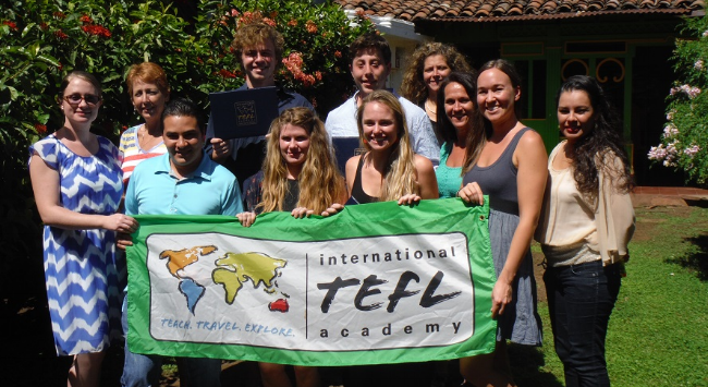Top TEFL Courses for Teaching English abroad