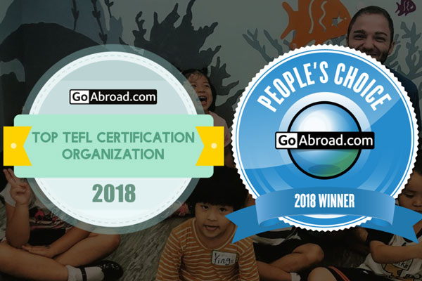 Ranked #1TEFL Course in 2019