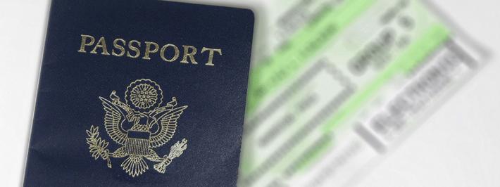 Teaching English Abroad - passport