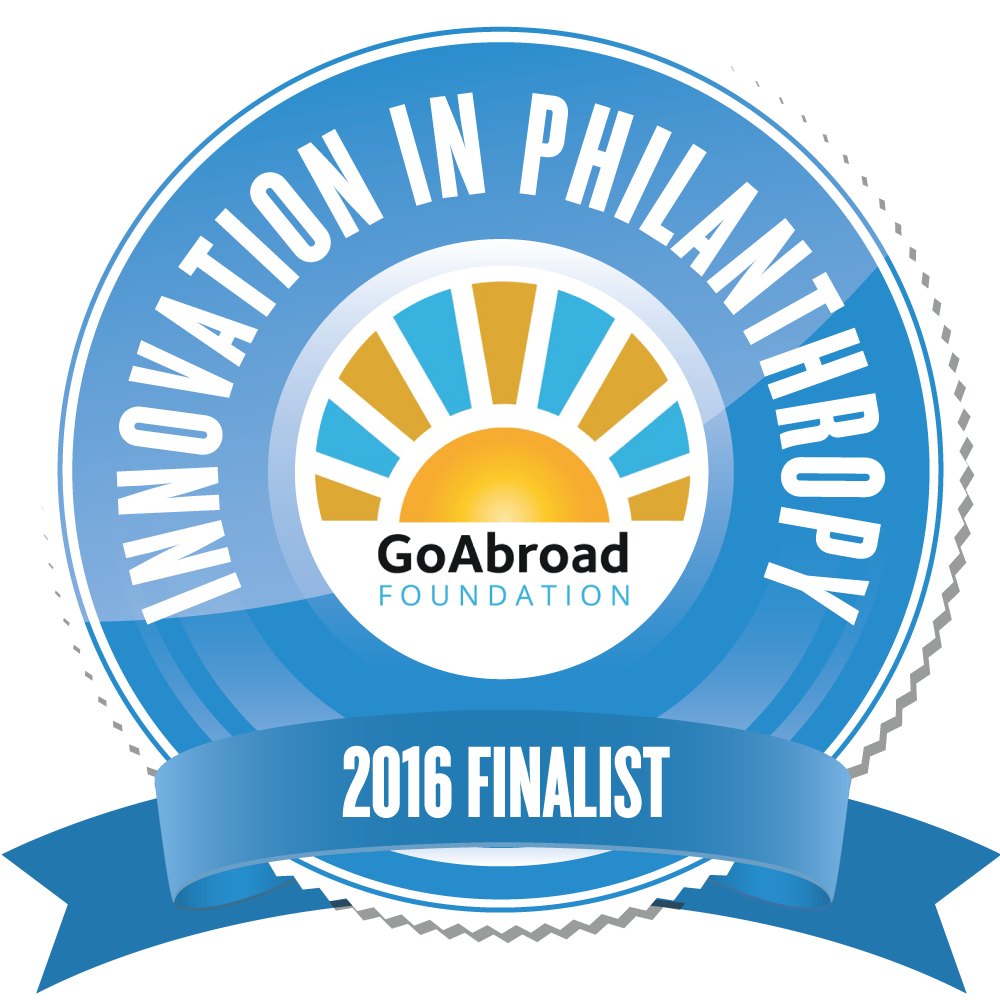 GoAbroad Innovation In Philanthropy Award