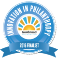 GoAbroad Innovation In Philanthropy Award