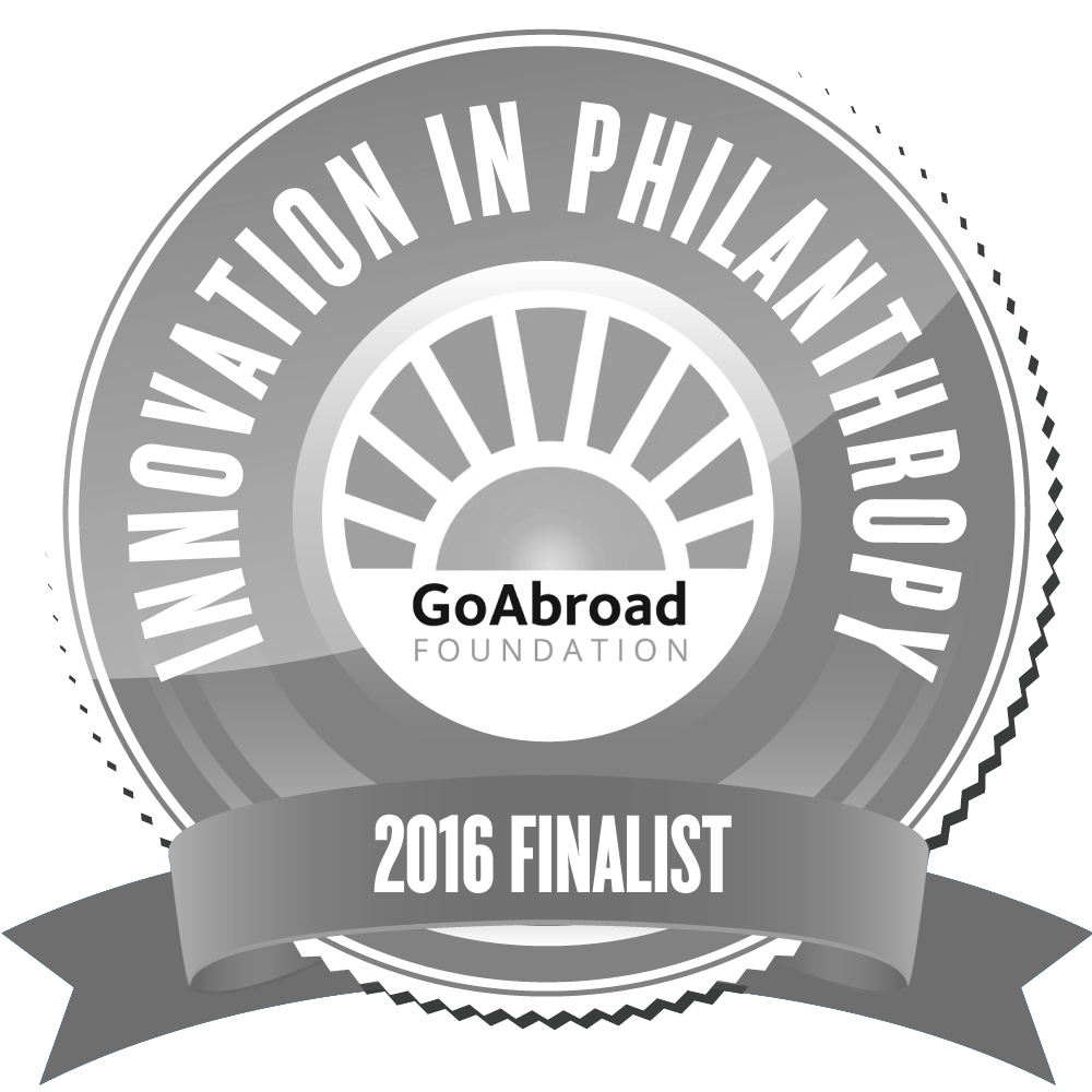 Nominated for Goabroad Awards in Philanthropy & Alumni Engagement 2016